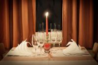 c'est la st valentin ! la maison Tual vous propose un menus spécial pour régaler vos papilles