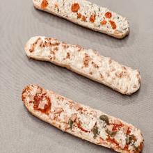 Baguette tomates/mozzarella
