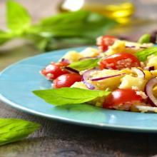 Plateaux repas végétarien