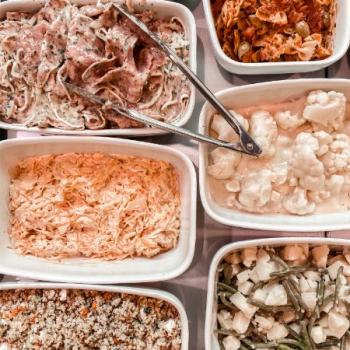 Les crudités et salades